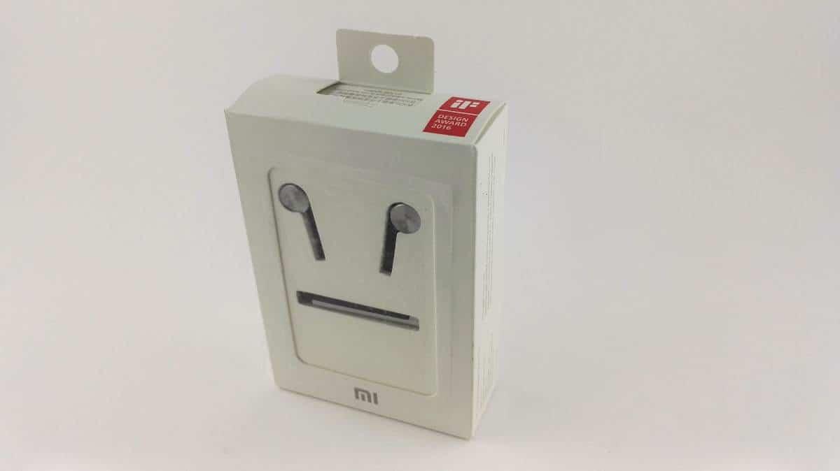 Verpackung Xiaomi Pro In-Ear