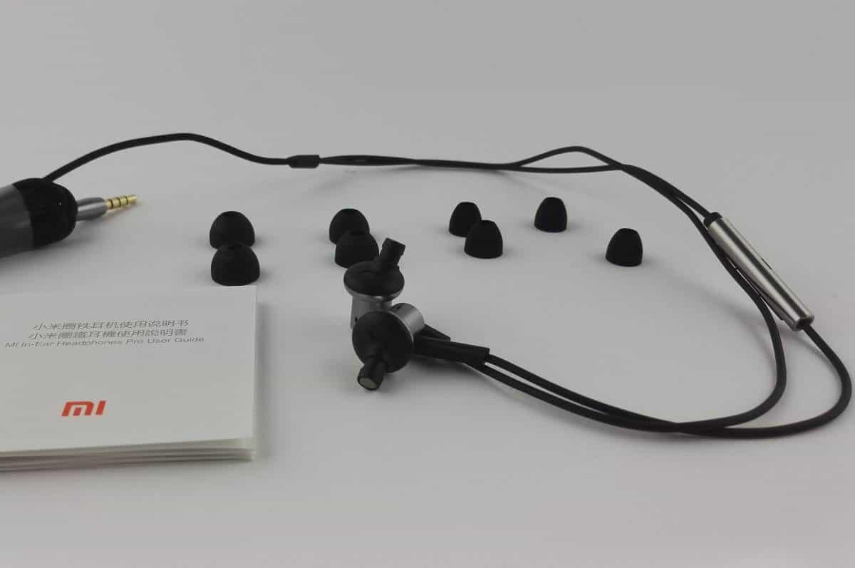 xiaomi mi in ear pro kopfh rer mit hybridtreibern im test. Black Bedroom Furniture Sets. Home Design Ideas
